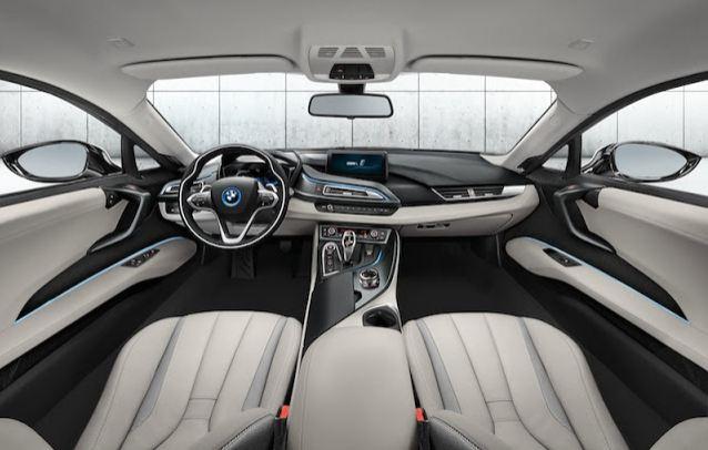 BMW i8 interior2