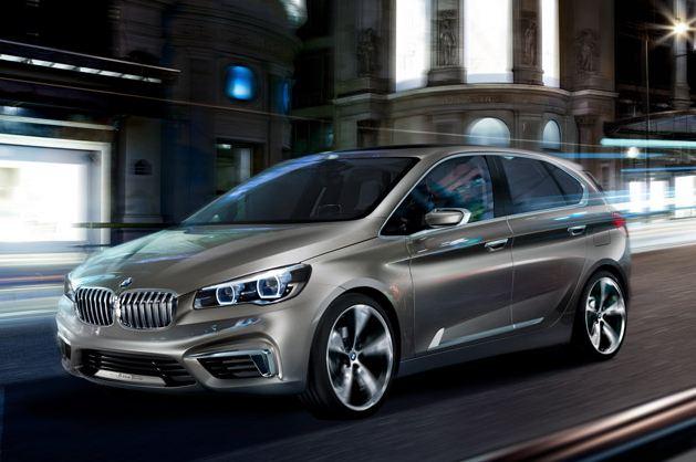 BMW コンセプトアクティブツアラー