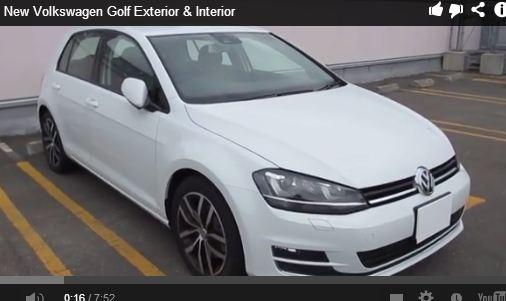新型ゴルフ デザイン動画