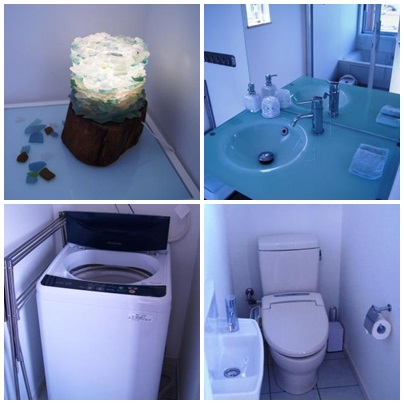 洗面所・洗濯機・トイレ