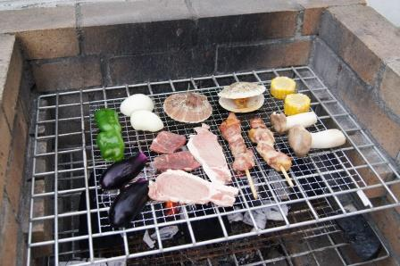 BBQ~♪