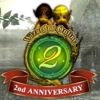 Wizardry2周年