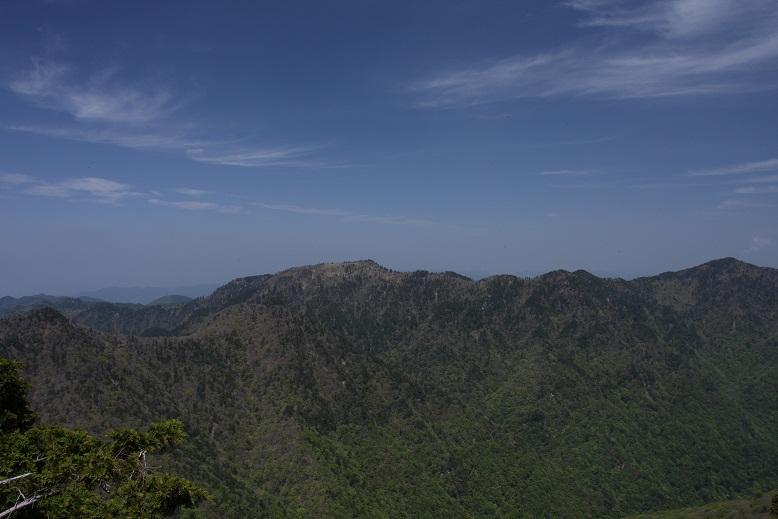 稲村ヶ岳、5