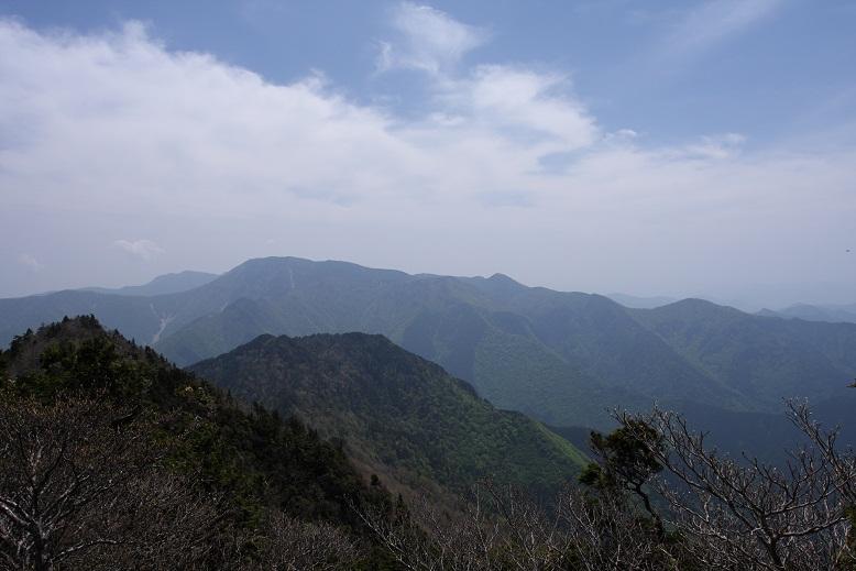 稲村ヶ岳、6
