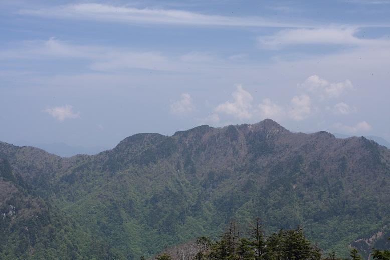 稲村ヶ岳、7
