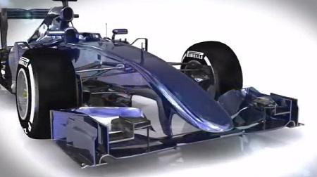2014年F1マシンは5秒落ち