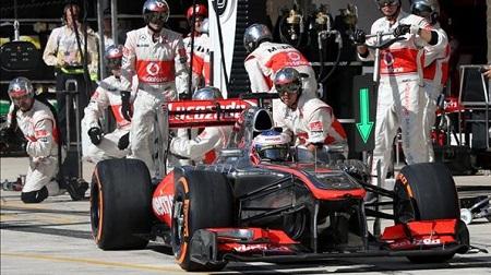 2014年F1、タイヤ関連のスポーティングレギュレーション