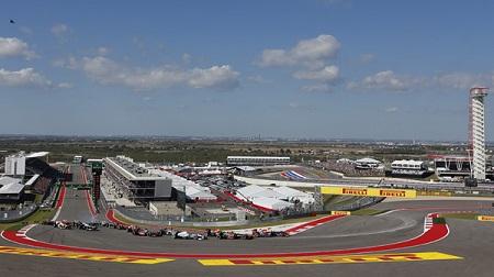 NASCARとF1、テキサスで同日開催
