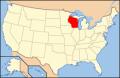 ウィスコンシン州場所