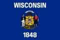 ウィスコンシン州旗