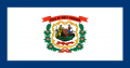 ウェストバージニア州旗