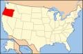 オレゴン州場所
