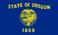 オレゴン州州旗
