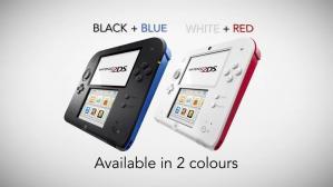 Nintendo2DS カラー