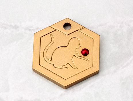 コトブキヤ 猿メダル