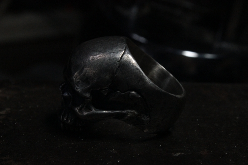 next new arrival FXH skull ring2