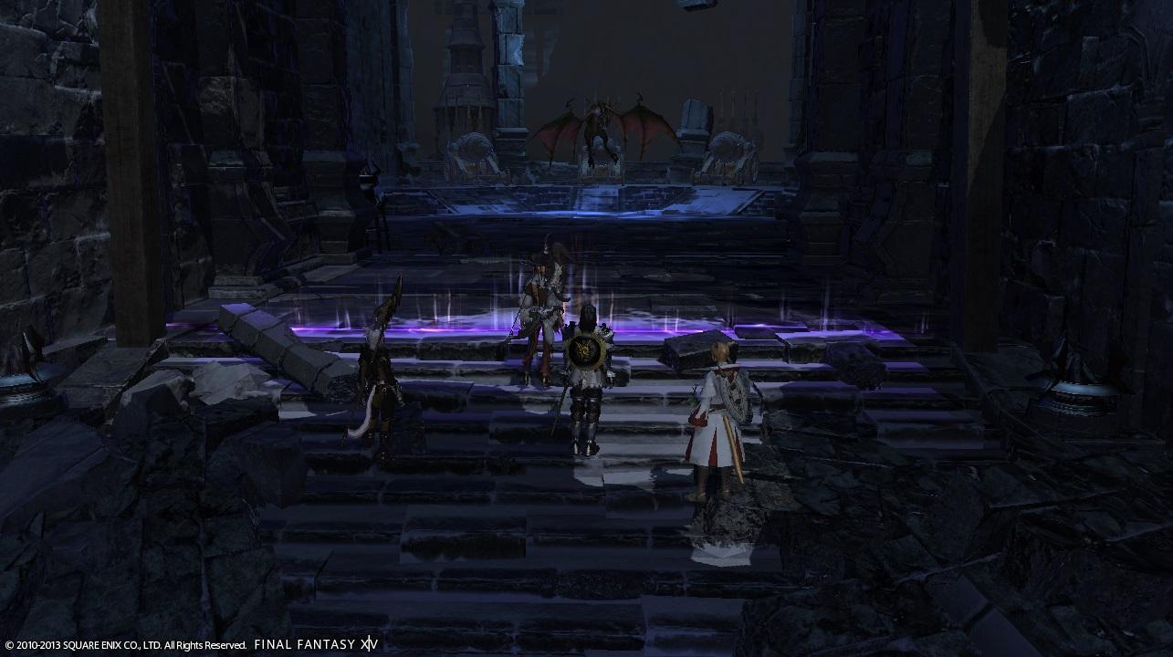 石のダンジョン4