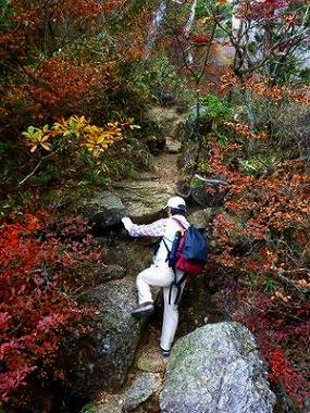 141026大黒岩から戻り-三重の山男さん撮影