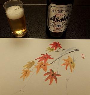 141022風の杜乾杯のビール220108