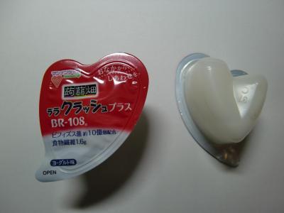 蒟蒻畑プラスBR-108ヨーグルト味2