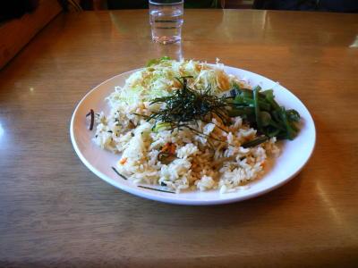 山菜ピラフ