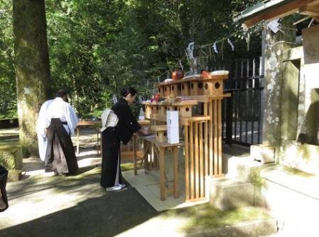 杣の里祭り 113