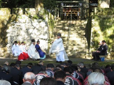 杣の里祭り 154