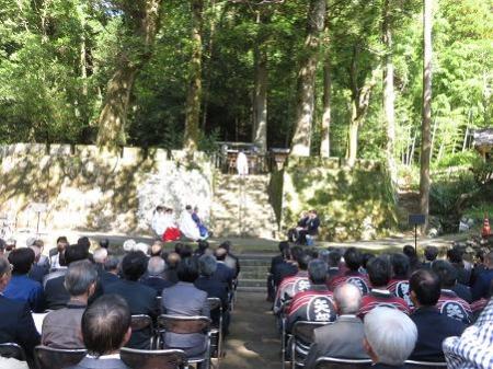 杣の里祭り 147