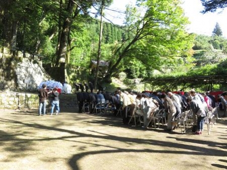杣の里祭り 143