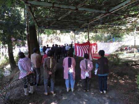 杣の里祭り 164