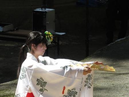 杣の里祭り 208