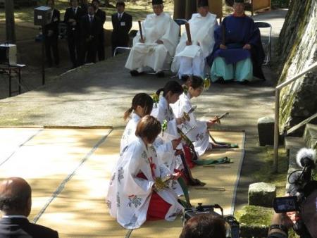 杣の里祭り 224