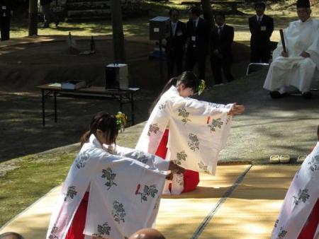 杣の里祭り 213