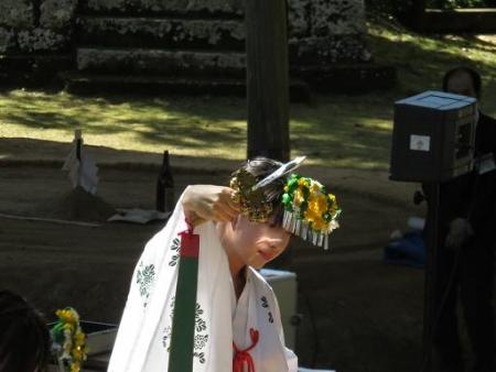 杣の里祭り 234