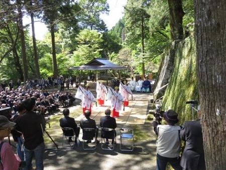 杣の里祭り 230
