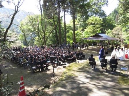 杣の里祭り 250