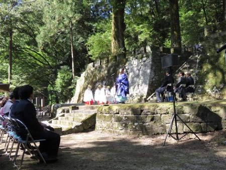 杣の里祭り 249