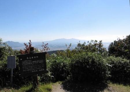 センブリと小岱山 068