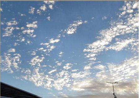 朝焼け雲 006