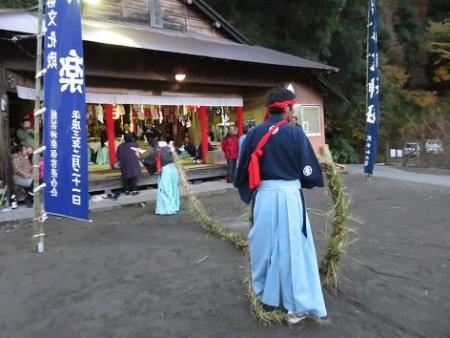 栂尾の夜神楽 880