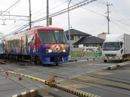 妖怪電車 004