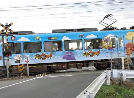 妖怪電車 033
