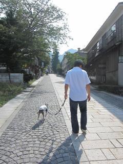 大山寺散歩