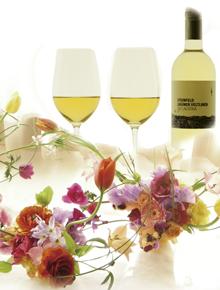 ワインとお花のおいしいコーディネートレッスン