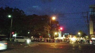 荒田八幡宮 六月灯3