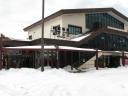 2014_02_09 大雪止んだ朝の御殿場市内