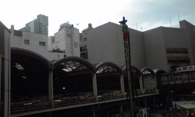 東急渋谷駅9/11(2)