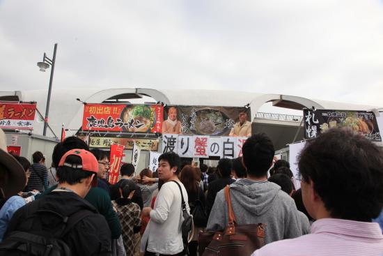 2014東京ラーメンショー 025月食