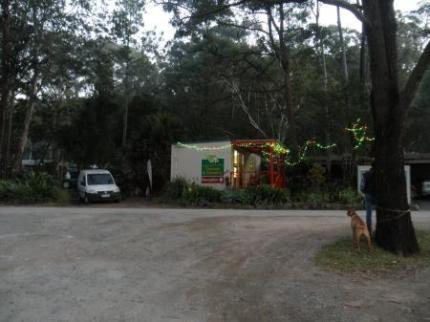 キャンプ場12