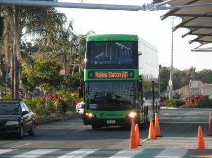 二階建てバス